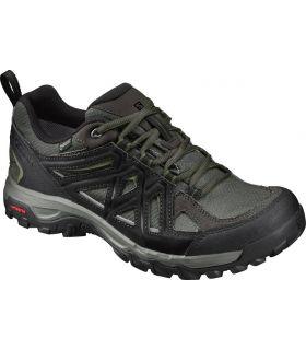 Zapatillas de montaña Salomon Evasion 2 GTX Hombre Gris Verde