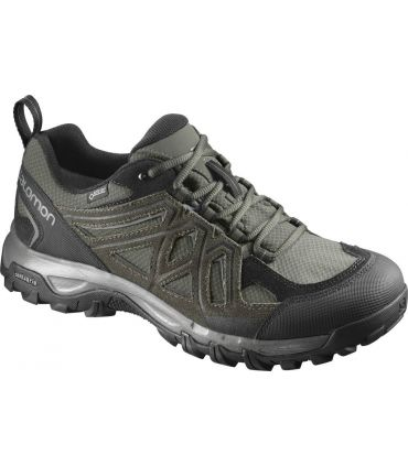Zapatillas de montaña Salomon Evasion 2 GTX Hombre Verde