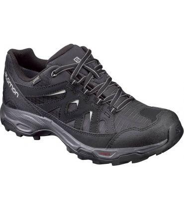 Zapatillas de trekking Salomon Effect GTX Mujer Negro