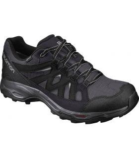 Zapatillas de trekking Salomon Effect GTX Hombre Negro
