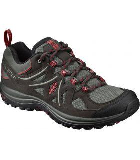 Zapatillas de trekking Salomon Ellipse 2 Aero Mujer Marron. Oferta y Comprar online
