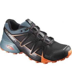 Zapatillas trail running Salomon Speedcross Vario 2 Hombre Negro