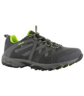 Zapatillas de Montaña Hi Tech Accelerate Wp Hombre Gris. Oferta y Comprar online