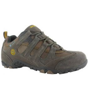 Zapatillas de Montaña Hi-Tec Quadra Classic Wp Hombre Marron