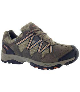 Zapatillas de Montaña Hi-Tec Dexter Low Wp Hombre Marron