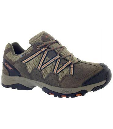 Zapatillas de Montaña Hi Tech Dexter Low Wp Hombre Marron