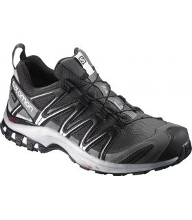 Zapatillas trail running Salomon Xa Pro 3D GTX Hombre Negro Gris
