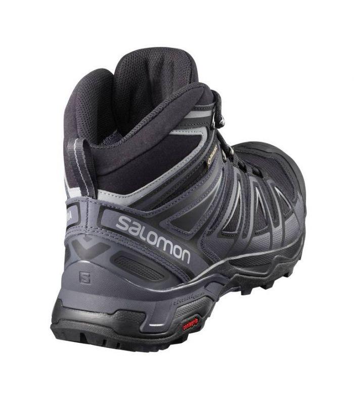 Compra online Botas Salomon X Ultra 3 Mid GTX Hombre Negro en oferta al mejor precio