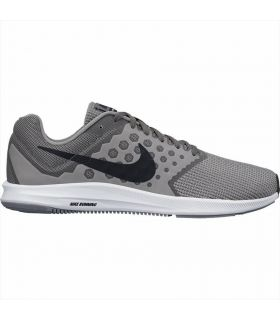Zapatillas Running Nike Downshifter 7 Hombre Gris Negro