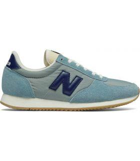Zapatillas New Balance WL220 Mujer Azul