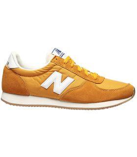 Zapatillas New Balance WL220 Hombre Amarillo