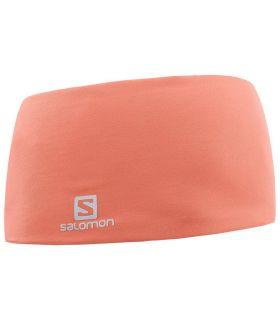 Banda Cabeza Salomon Rs Pro Headband Coral