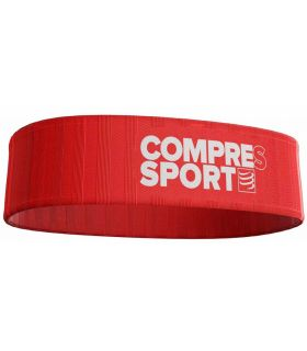 Riñonera Running Compressport Free Belt Rojo