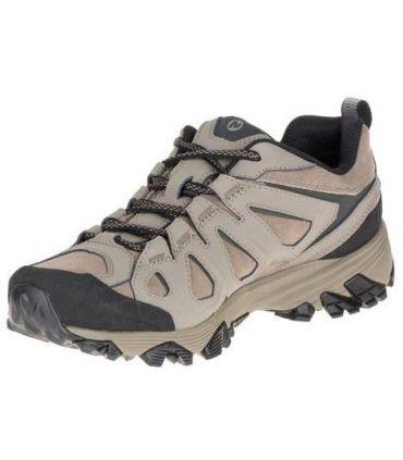 Zapatillas de Montaña Merrell Moab Fst Leather GoreTex Hombre Roca