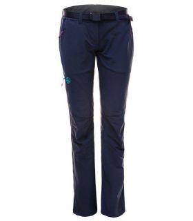 Pantalones Trekking Ternua Septent Mujer Gris. Oferta y Comprar online