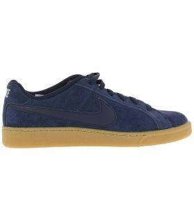 Zapatillas Nike Court Royale Suede Hombre Navy