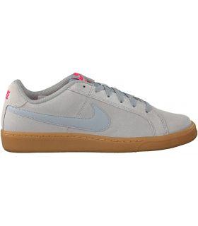 Zapatillas Nike Court Royale Suede Hombre Gris