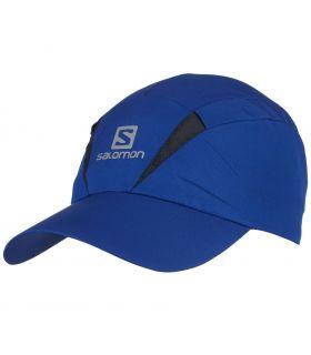 Gorra Salomon Xa Cap Azul Oscuro
