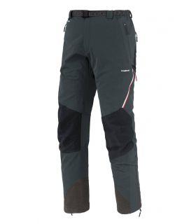 Pantalones de Montaña Trangoworld Prote Extreme DS Hombre Gris Negro