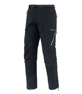 Pantalones de Montaña Trangoworld Prote Extreme DS Hombre Negro. Oferta y Comprar online
