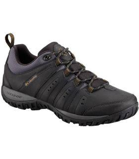 Zapatillas Montaña Columbia Woodburn II Hombre Negro. Oferta y Comprar online