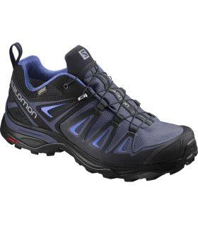 Zapatillas de trekking Salomon X Ultra 3 GTX Mujer Azul