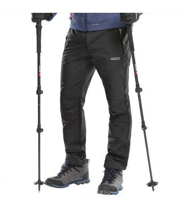 Pantalones de Montaña +8000 Monegros Hombre Negro
