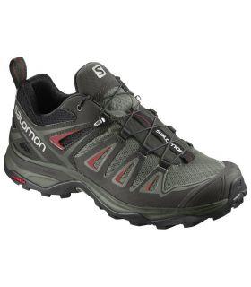 Zapatillas de trekking Salomon X Ultra 3 Mujer Sombra