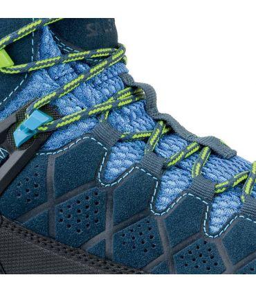 Botas de Montaña Salewa MS Alp Trainer mid GTX Hombre Azul