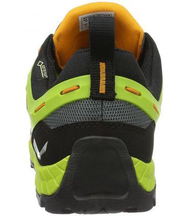 Zapatillas trekking Salewa MS Firetail 3 GTX Hombre Negro Verde