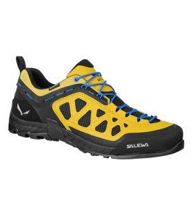 Zapatillas trekking Salewa MS Firetail 3 GTX Hombre Amarillo Negro. Oferta y Comprar online