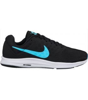 Zapatillas Running Nike Downshifter 7 Mujer Negro