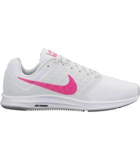 Zapatillas Running Nike Downshifter 7 Mujer Blanco