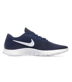 Zapatillas Running Nike Flex Contact Hombre Navy