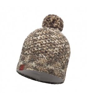 Gorro de punto Buff Margo Marron