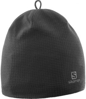 Gorro Salomon RS Warm Beanie Negro