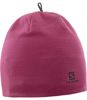 Gorro Salomon RS Warm Beanie Remolacha