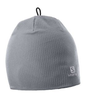 Gorro Salomon RS Warm Beanie Gris
