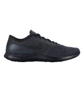 Zapatillas Running Nike Flex Contact Hombre Negro