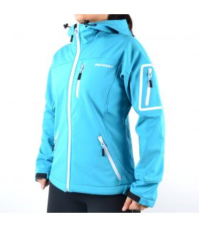 Chaqueta Soft Shell Breezy Willy Willy Mujer Azul