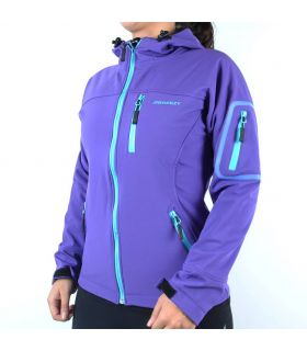 Chaqueta Soft Shell Breezy Willy Willy Mujer Violeta