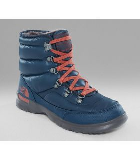 Botas The North Face Thermoball Lace II Mujer Azul
