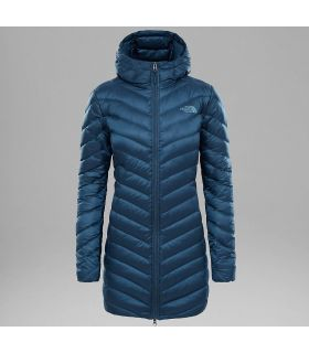 Parka The North Face Trevail Mujer Azul