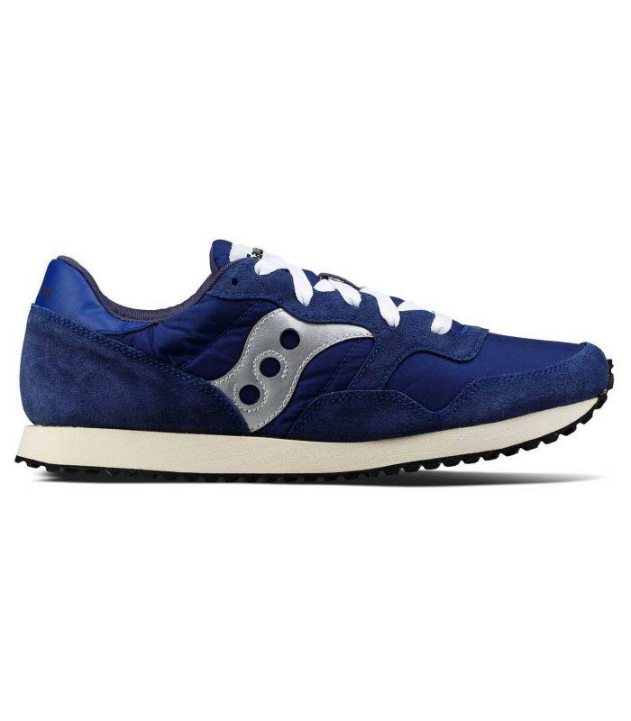 Compra online Zapatillas Saucony DXN Trainer Vintage Hombre Azul Marino en oferta al mejor precio