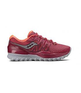 Zapatillas Saucony Xodus ISO 2 Mujer Coral