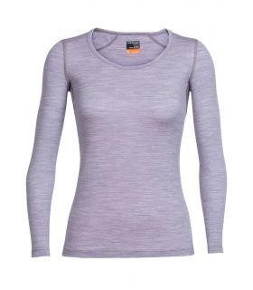 Camiseta térmica IceBreaker Oasis LS Scoop Mujer