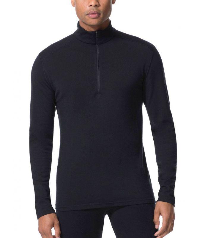Compra online Camiseta térmica IceBreaker Oasis LS Half Zip Hombre en oferta al mejor precio