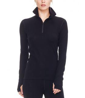 Camiseta térmica IceBreaker Tech Top LS Half Zip Mujer. Oferta y Comprar online