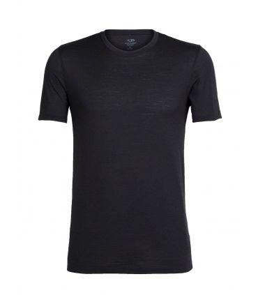 Camiseta IceBreaker Tech Lite SS Crewe Hombre