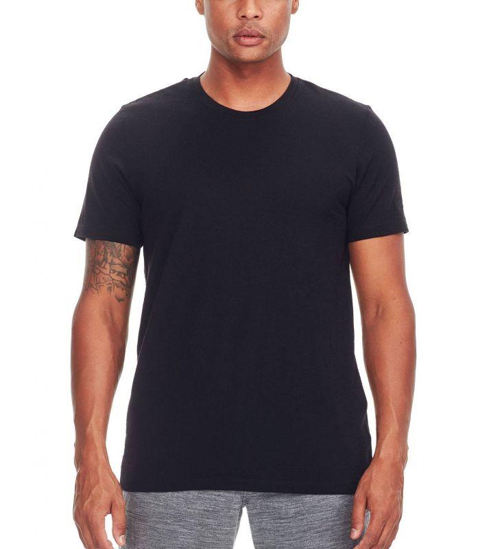 Compra online Camiseta IceBreaker Tech Lite SS Crewe Hombre en oferta al mejor precio